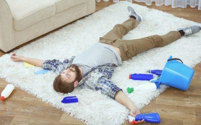 Kako očistiti tepih