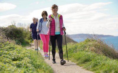 Kako početi nordijsko hodanje